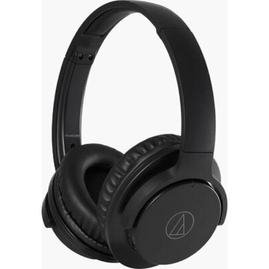 Audio-Technica ATH-ANC500BT Bluetooth aktív zajcsökkentős fekete fejhallgató