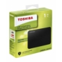 Kép 5/5 - Toshiba 1TB 2,5 Canvio Basics USB3.0 Black