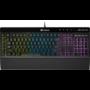 Kép 2/3 - Corsair Gaming K55 RGB, Fekete, RGB LED, Rubber Dome Gamer